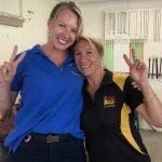 Tamara Di Santo Trish Harris Best Friend Dog Care dog training, behaviour and relation ship coach Adelaide South Australia