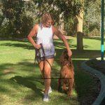 How to have my dog heel dog behavioural training, Tamara Di Santo Best Friend Dog Care, dog training, behaviour and relation ship coach Adelaide South Australia