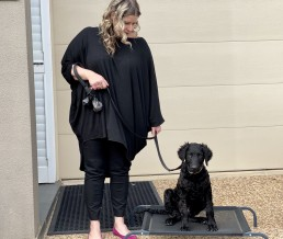 dog trainer, training with tamara ,dog training, puppy training, online dog training, dog walking, dog walker adelaide, trick training for dogs, how to train puppy, best friends, best friend dog training, curly coat retriever